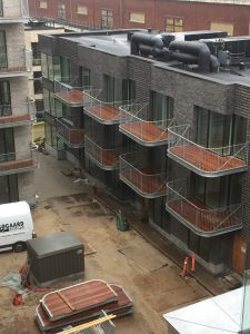 Barierki i balkony